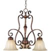 <strong>Wildon Home ®</strong> Chapelle 3 - Light Down Light Chandelier