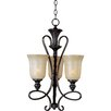 <strong>Potpurri 3 - Light Mini Chandelier</strong> by Wildon Home ®