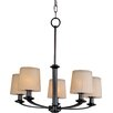<strong>Mollusk 5 - Light Single - Tier Chandelier</strong> by Wildon Home ®