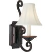 <strong>Maxim Lighting</strong> Manor  1 Light Wall Sconce