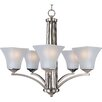 <strong>Wildon Home ®</strong> Alvaro 5 - Light Single - Tier Chandelier