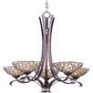 <strong>Wildon Home ®</strong> Sunata 5 - Light Single - Tier Chandelier