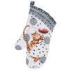 <strong>Cotton Happy Cat Oven Mitt</strong> by Kay Dee Designs