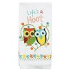 <strong>Life's A Hoot Terry Kitchen Towel (Set of 6)</strong> by Kay Dee Designs