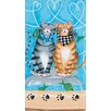 <strong>Meow Kitchen Terry Towel (Set of 6)</strong> by Kay Dee Designs