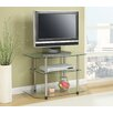 "<strong>Classic Glass 32"" TV Stand</strong> by Convenience Concepts"