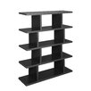 "<strong>Convenience Concepts</strong> Northfield Block 52"" Bookcase"