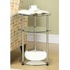 <strong>Classic Glass Three Tier End Table</strong> by Convenience Concepts