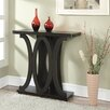 <strong>Newport Hailey Console Table</strong> by Convenience Concepts