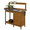 Convenience Concepts Deluxe Potting Bench I
