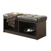 Convenience Concepts Designs 4 Comfort Broadmoor Storage Ottoman