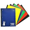 <strong>80 Sheets 1 Subject Wide Ruled Notebook</strong> by Norcom Inc