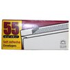 <strong>Norcom Inc</strong> 55 Count Self Adhesive Envelopes