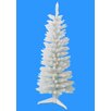 <strong>4' White Pencil Artificial Christmas Tree</strong> by Jolly Workshop