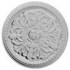 "Ekena Millwork Swindon 16.88"" H x 16 7/8"" W x 1.5"" D Ceiling Medallion"