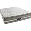 Simmons Beautyrest BeautyRest Recharge World Class Annapolis Place Plush Pillow Top Mattress