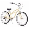 <strong>Beachbikes</strong> Women's Urban Lady 7 Speed Beach Cruiser Bike