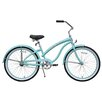 "<strong>Beachbikes</strong> Girl's 24"" Bella Classic Beach Cruiser Bike"