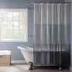 Dainty Home Reflection PEVA 3D Shower Curtain