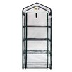 "<strong>Ultra-Deluxe 4 Tier 27"" W x 19"" D Portable Bloomhouse</strong> by OGrow"