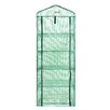 "<strong>OGrow</strong> Ultra-Deluxe 5 Tier 27"" W x 19"" D Portable Gardenhouse"