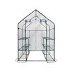 "OGrow Deluxe Walk-In 6 Tier 56"" x 56"" Portable Greenhouse"