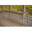 <strong>Elan Furniture</strong> Bridge II Aluminum Picnic Bench