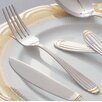 Parisian Gold Stainless Steel Dinner Fork