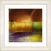 "Studio Works Modern ""Veggie Medley"" by Zhee Singer Framed Giclee Print Fine Art in Orange"