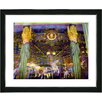 "Studio Works Modern ""Carousel"" by Mia Singer Framed Fine Art Giclee Photographic Print"