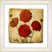 Studio Works Modern Vintage Botanical No. 50A by Zhee Singer Framed Giclee Print Fine Wall Art