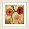 Studio Works Modern Vintage Botanical No. 17A by Zhee Singer Framed Giclee Print Fine Wall Art