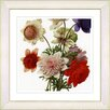 Studio Works Modern Vintage Botanical No. 20aW by Zhee Singer Framed Giclee Print Fine Wall Art
