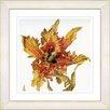 Studio Works Modern Vintage Botanical No. 27W by Zhee Singer Framed Giclee Print Fine Wall Art