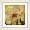 Studio Works Modern Vintage Botanical No. 52A  by Zhee Singer Framed Giclee Print Fine Wall Art