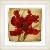 Studio Works Modern Vintage Botanical No. 21A by Zhee Singer Framed Giclee Print Fine Wall Art
