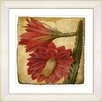 Studio Works Modern Vintage Botanical No. 25A by Zhee Singer Framed Giclee Print Fine Wall Art