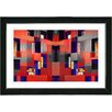 "<strong>Studio Works Modern</strong> ""Atrium Labyrinth"" by Zhee Singer Framed Graphic Art"