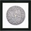 "Studio Works Modern ""Sphere of Influence"" by Zhee Singer Framed Fine Art Giclee Painting Print"