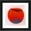 "Studio Works Modern ""Sol"" by Zhee Singer Framed Graphic Art"
