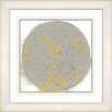 "Studio Works Modern ""Soleil"" by Zhee Singer Framed Graphic Art"