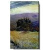 "Studio Works Modern ""Sonoma Meadow II"" Gallery Wrapped by Zhee Singer Painting Print on Canvas"