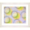 "<strong>Studio Works Modern</strong> ""Circle Series"" by Zhee Singer Framed Graphic Art"