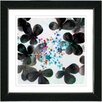 "<strong>""Summer Walk Flowers"" by Zhee Singer Framed Graphic Art</strong> by Studio Works Modern"