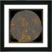 "<strong>Studio Works Modern</strong> ""Luna"" by Zhee Singer Framed Painting Print"