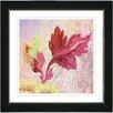 "Studio Works Modern ""Kekoo's Acorn"" by Zhee Singer Framed Fine Art Giclee Painting Print"