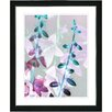 "<strong>Studio Works Modern</strong> ""Bells from Tucapel"" by Zhee Singer Framed Graphic Art"