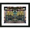 "Studio Works Modern ""Ornate Gate"" by Zhee Singer Framed Graphic Art"