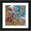 "<strong>""Tingy Mingy Took Took"" by Zhee Singer Framed Painting Print</strong> by Studio Works Modern"