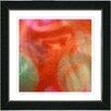"Studio Works Modern ""Ormolu"" by Zhee Singer Framed Fine Art Giclee Painting Print"